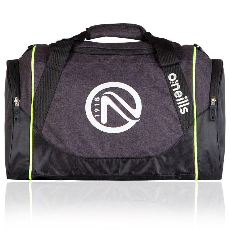 Alpine 22 inch Grip Bag (Marl Black/Black/Neon Lime)