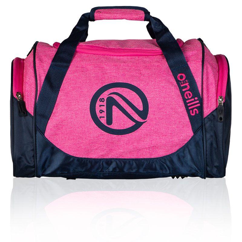 Alpine 18 inch Grip Bag (Marl Pink/Marine)