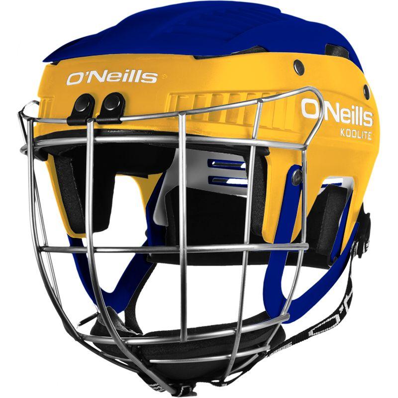 Koolite Hurling Helmet Amber / Royal