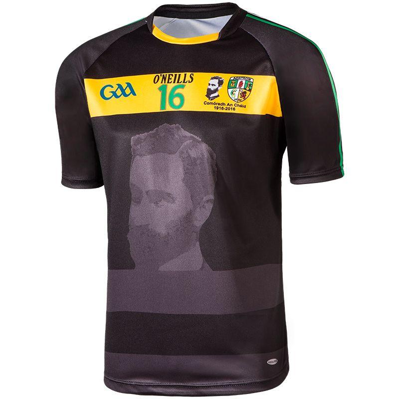 Antrim GAA Player Fit 1916 Casement Jersey