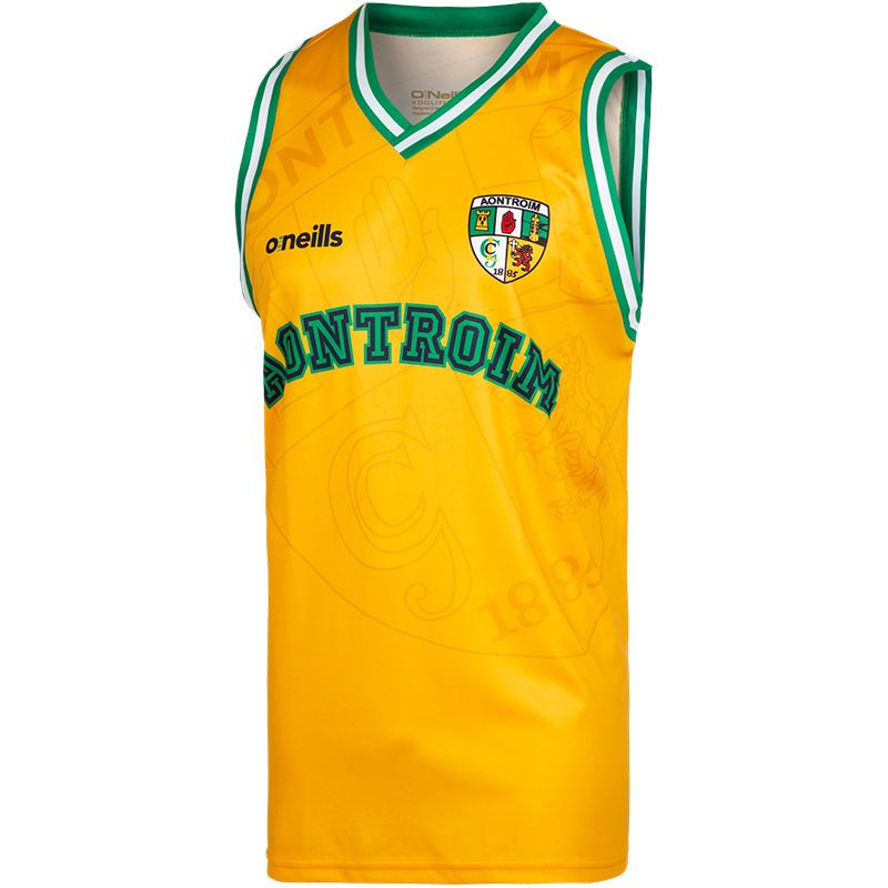 Antrim GAA Basketball Vest