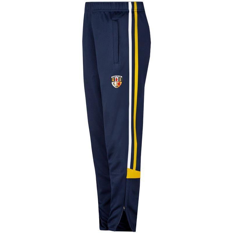 Antrim GAA Colorado 2S Skinny Pants (Marine/Amber/White) (Kids)