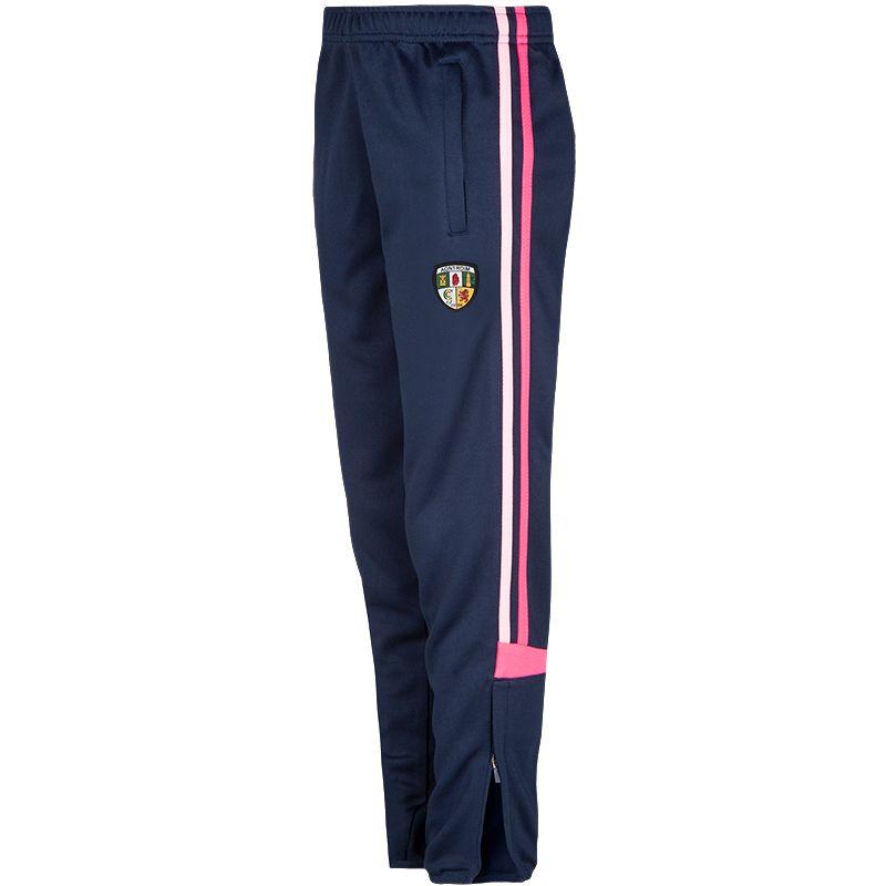 Antrim GAA Colorado 2S Skinny Pants (Kids) (Marine/Knockout Pink/Cotton Candy)