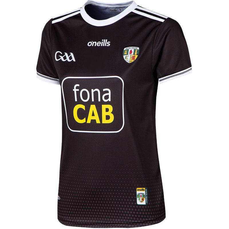 Antrim GAA Women's Fit 2 Stripe Goalkeeper Jersey