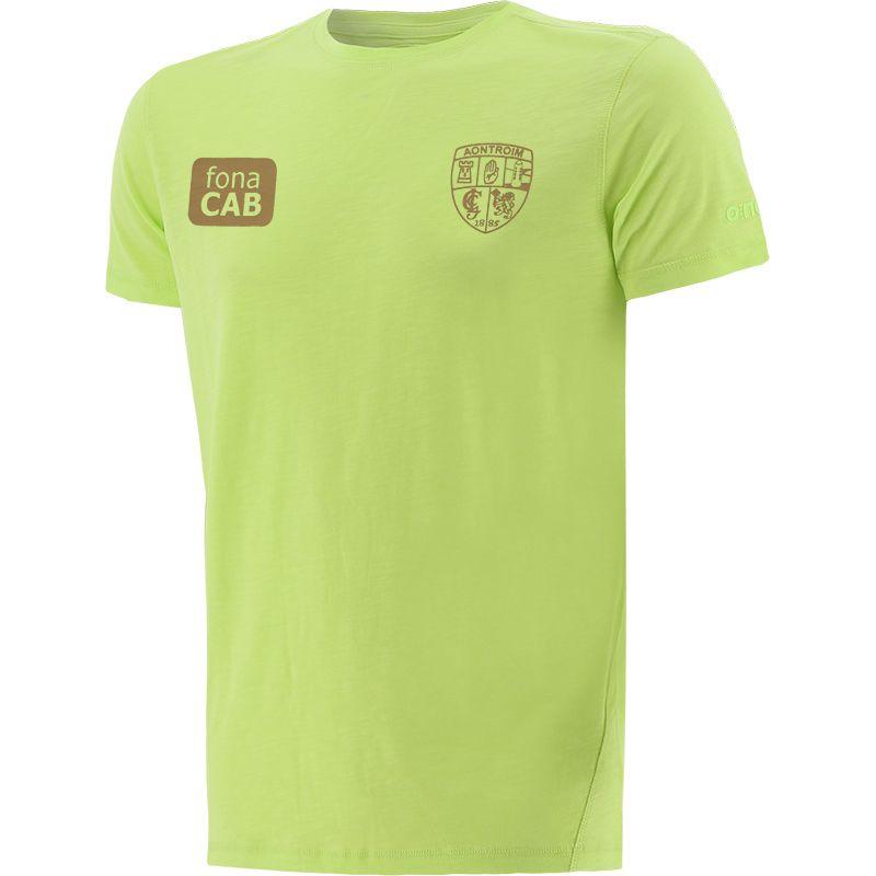 Antrim GAA Kids' Kingston T-Shirt Green