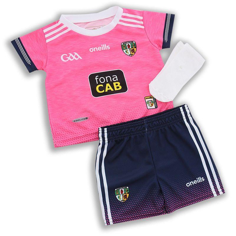 Antrim GAA Away Pink Mini Kit