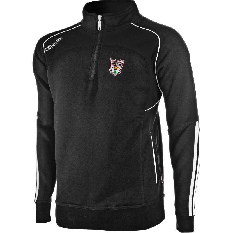 Cleveland Rovers RFC Apex Half Zip Fleece Top