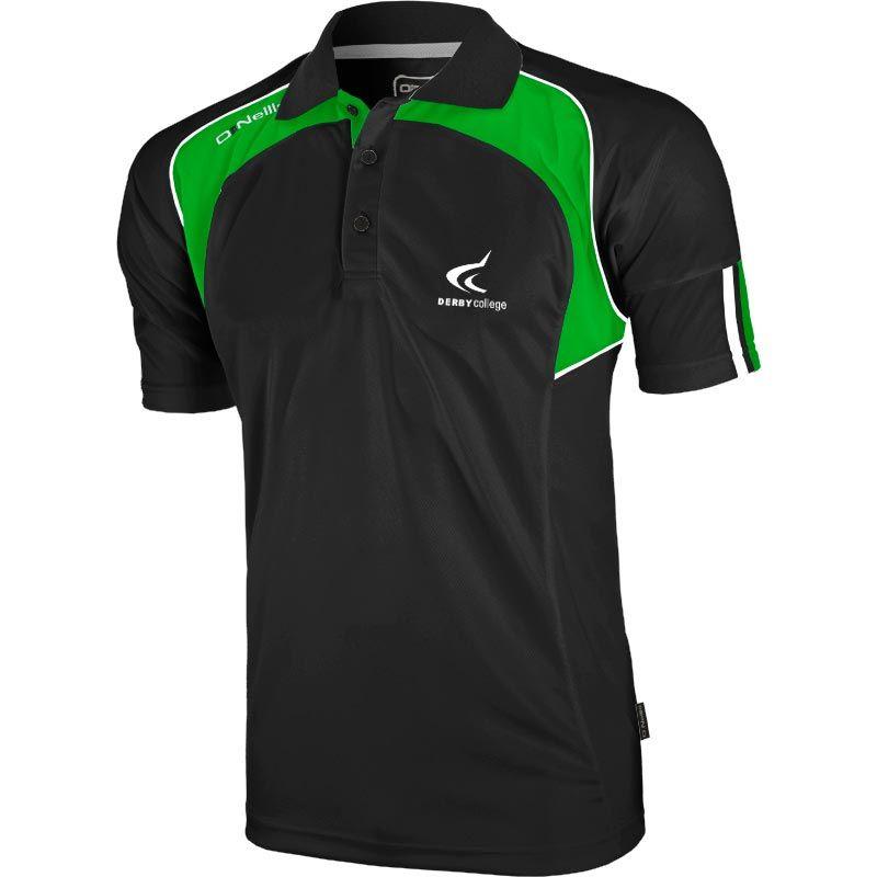 Derby College Apex Polo Shirt