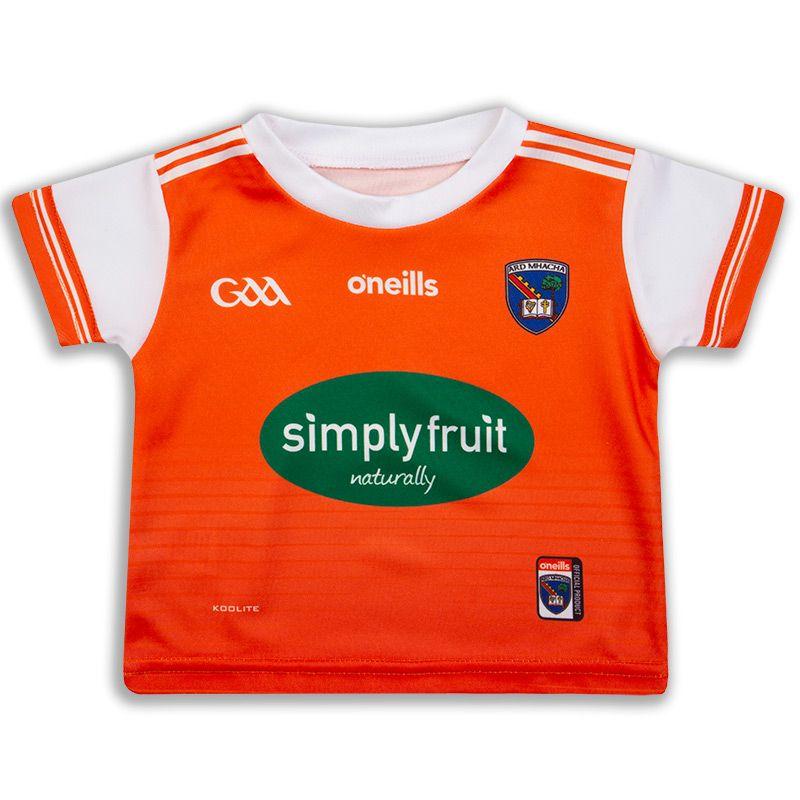 Armagh GAA Replica 2-Stripe Baby Jersey