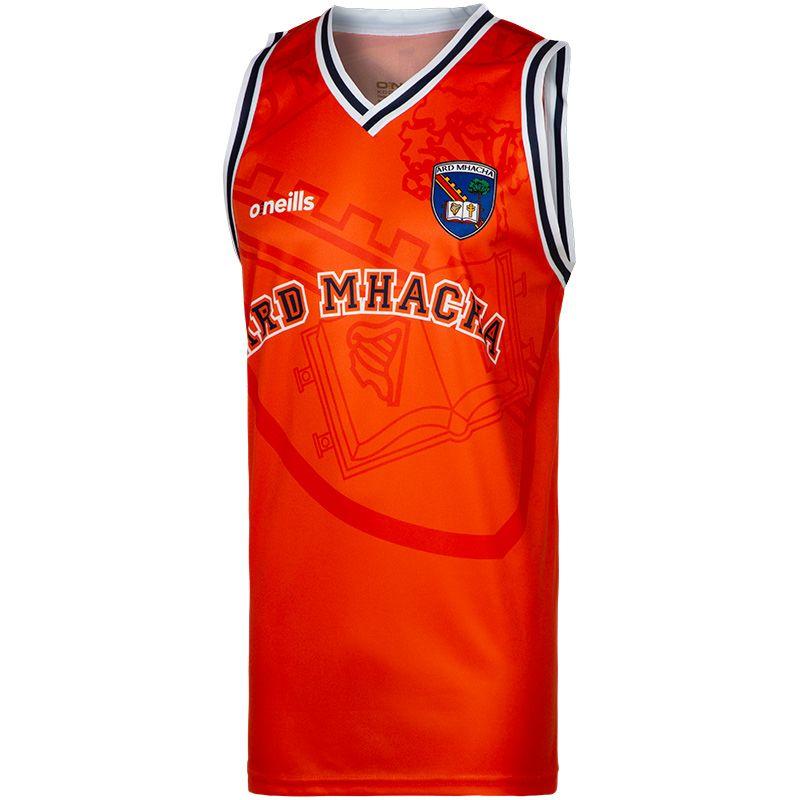 Armagh GAA Basketball Vest