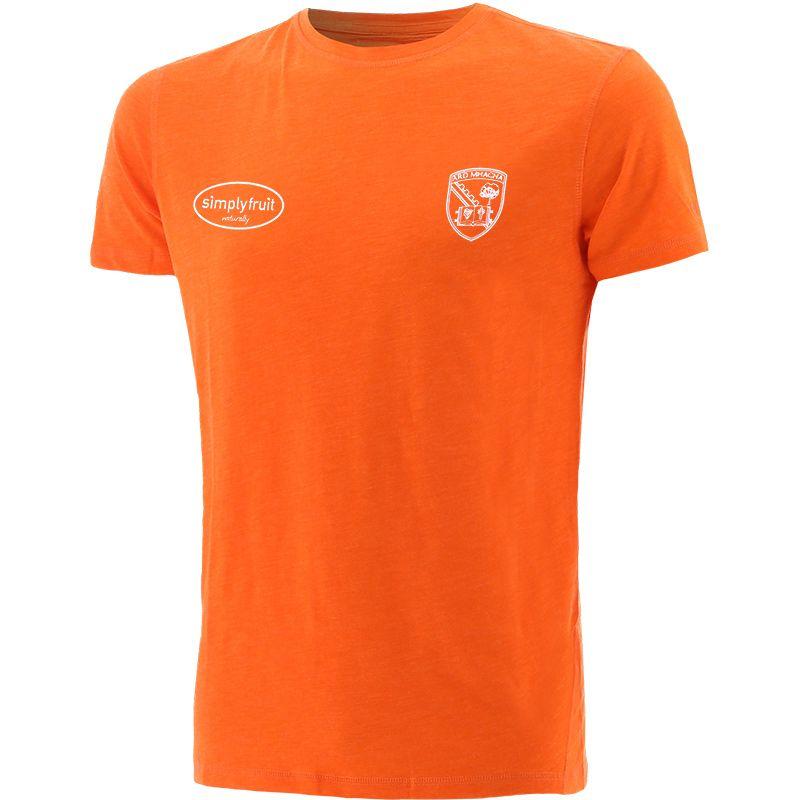 Armagh GAA Kids' Kingston T-Shirt Orange