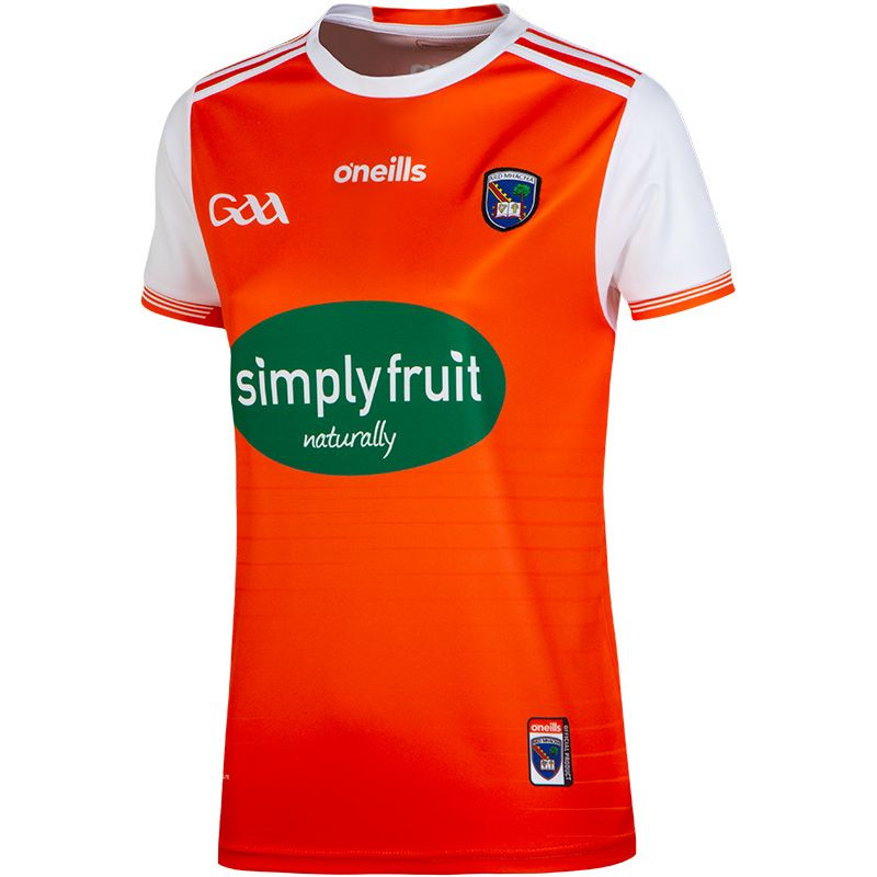 Armagh GAA Women's Fit Home Jersey