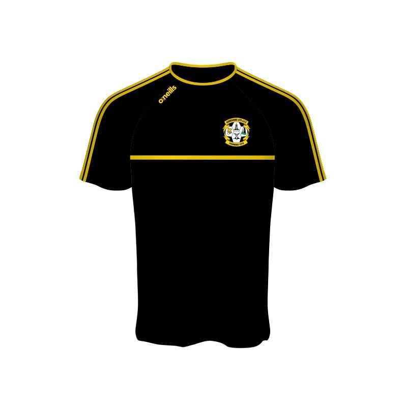 Ashbourne United Mason T-Shirt (Black)