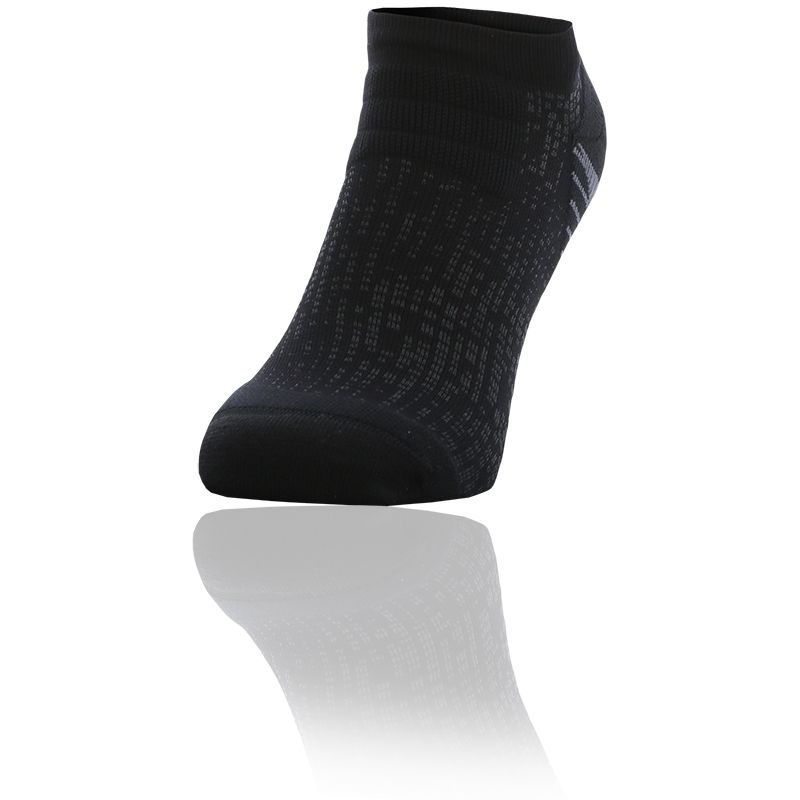ASICS Ultra Comfort Running Ankle Sock Black