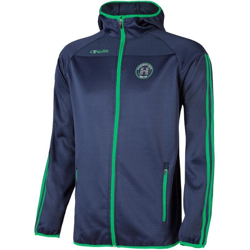 Celtic FC Official Football Gift Boys Fleece Zip Hoody