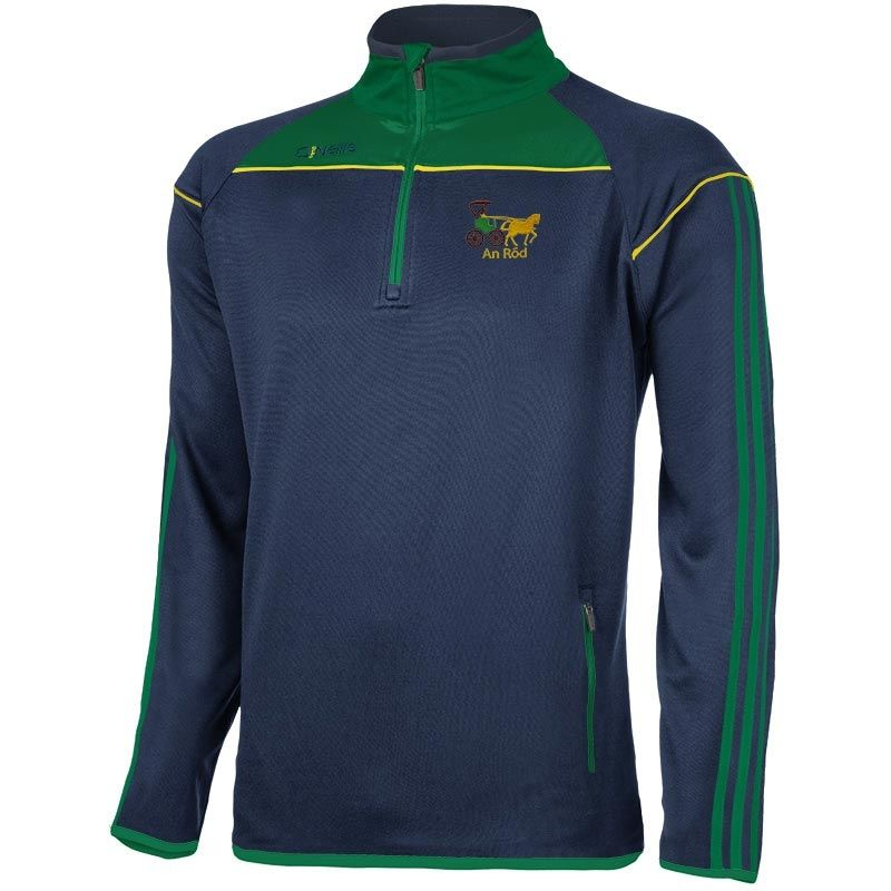 Rhode GAA Aston Half Zip Top