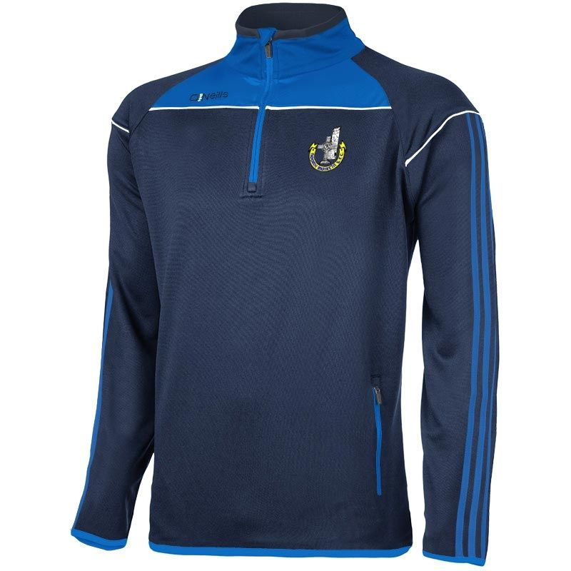 Naomh Mairtin Aston Half Zip Top