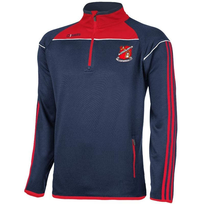 Drumree GAA Kids' Aston Half Zip Top