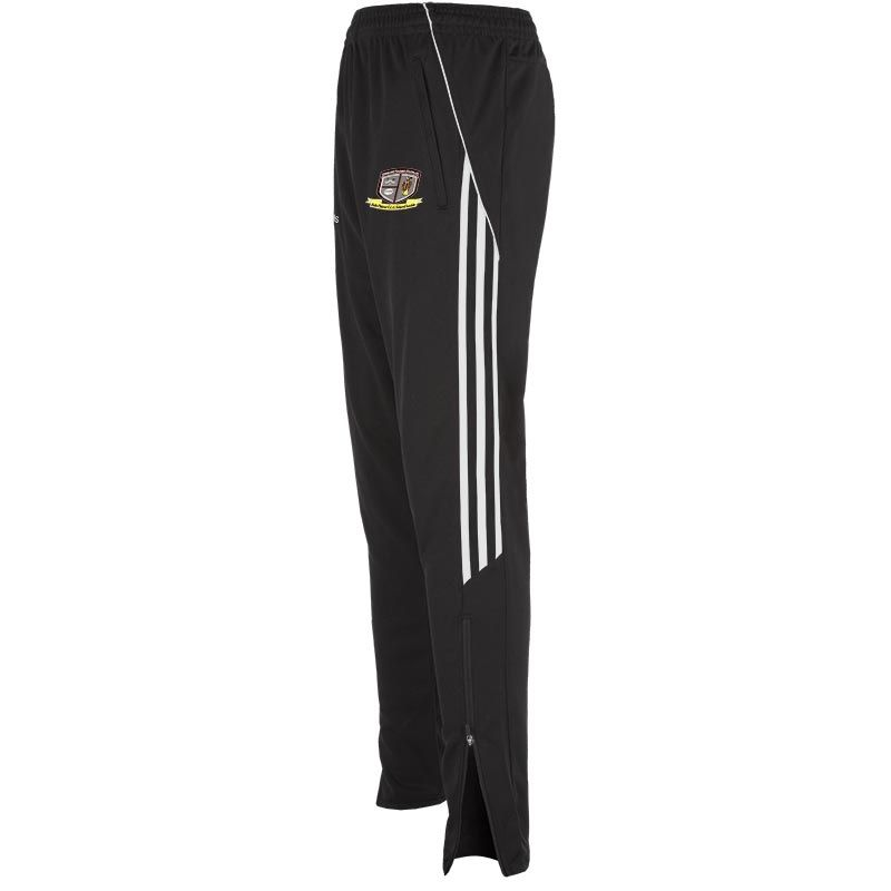 St Pats Palmerstown Aston 3s Squad Skinny Pant (Black/White) (Kids)