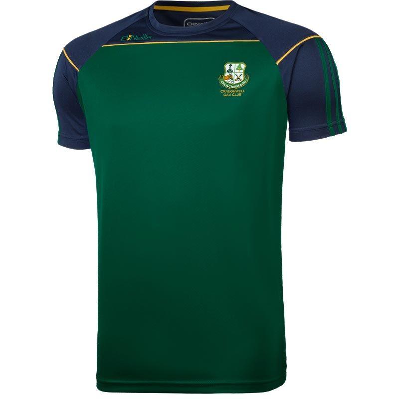 Craughwell GAA Kids' Aston T-Shirt