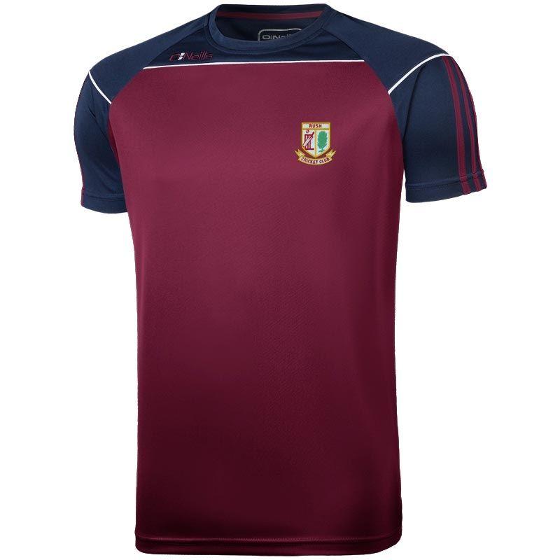 Rush Cricket Club Kids' Aston T-Shirt