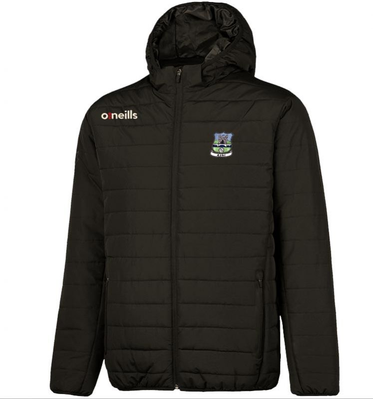 Athy GAA Solar Boys Hooded Padded Jacket