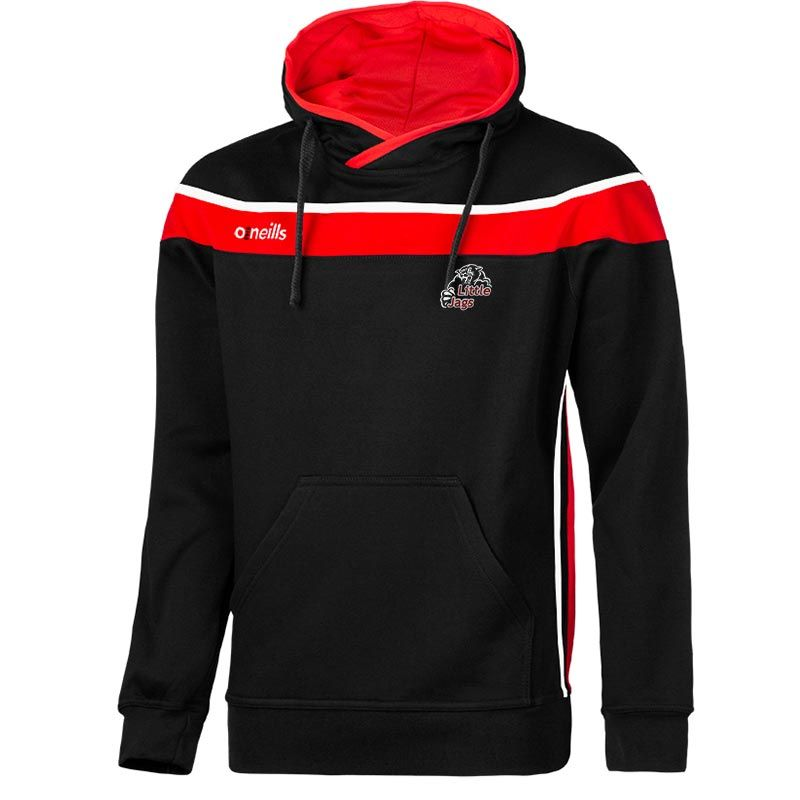 Little Jags Karate Club Auckland Hooded Top