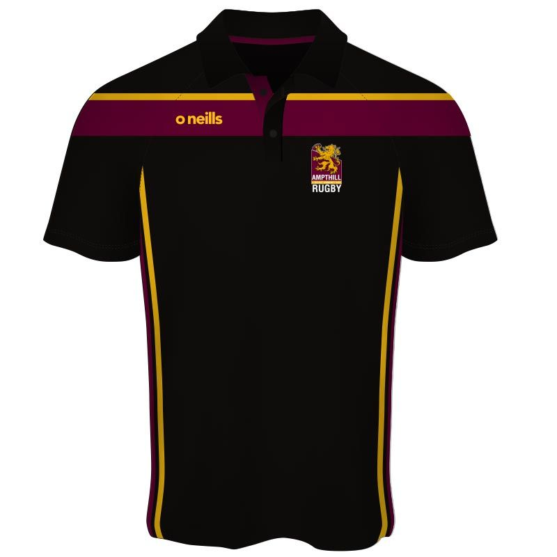 Ampthill & District RFC Auckland Polo Shirt