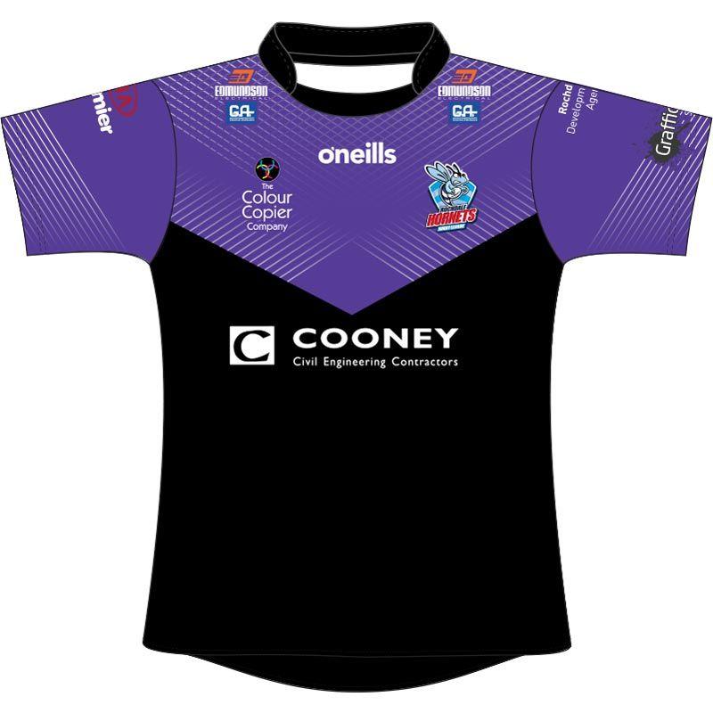 Rochdale Hornets RL Away Jersey
