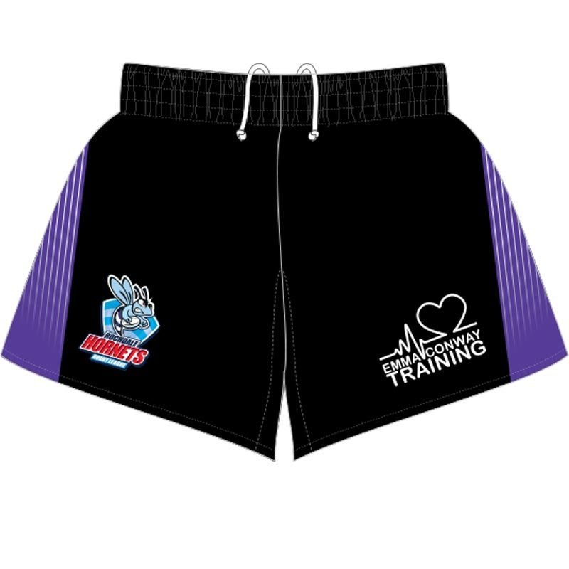 Rochdale Hornets RL Away Shorts Kids