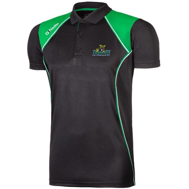 S.A. VILLENEUVE XIII Bailey Polo Shirt