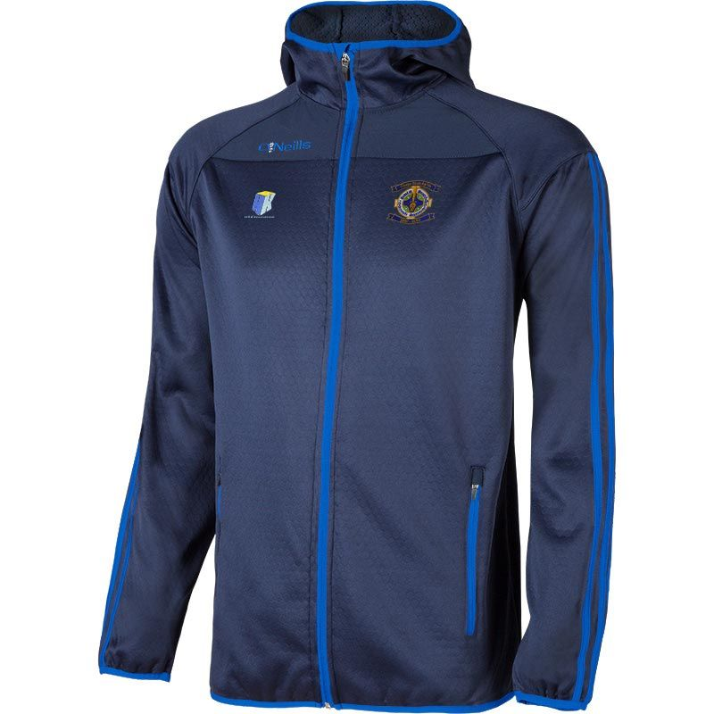 Ballyboden St. Enda's GAA Club Aston Embossed FZ Hoody Kids