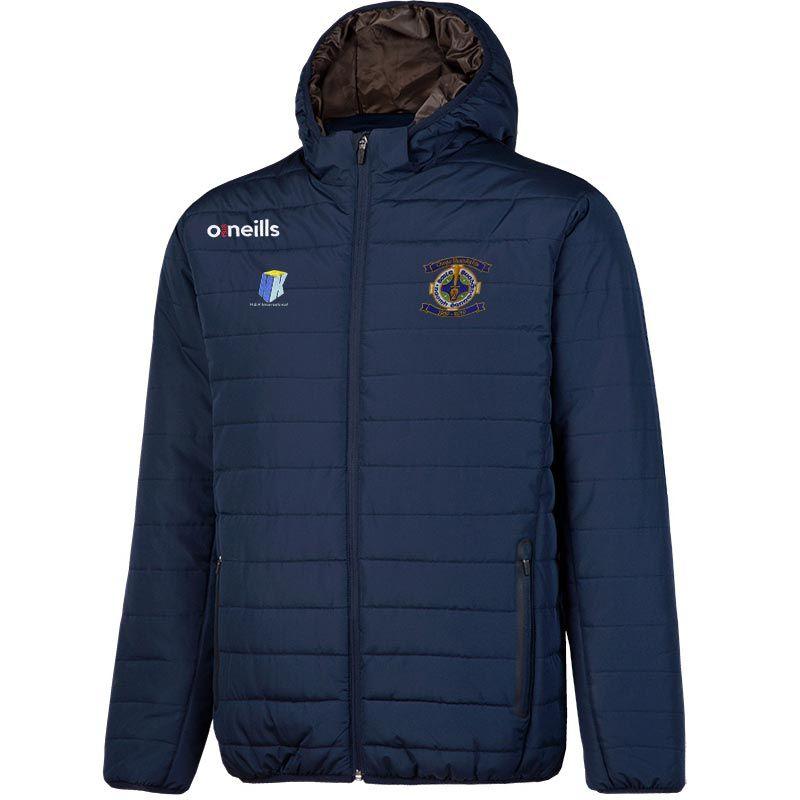Ballyboden St. Enda's GAA Club Solar Mens Hooded Padded Jacket