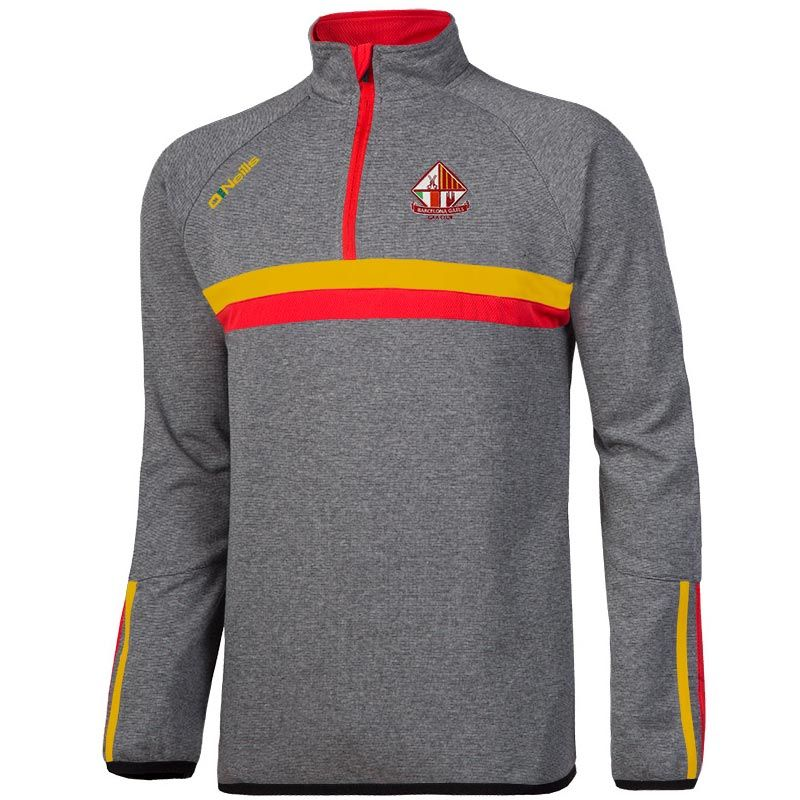 Barcelona Gaels Rick Half Zip Fleece Top