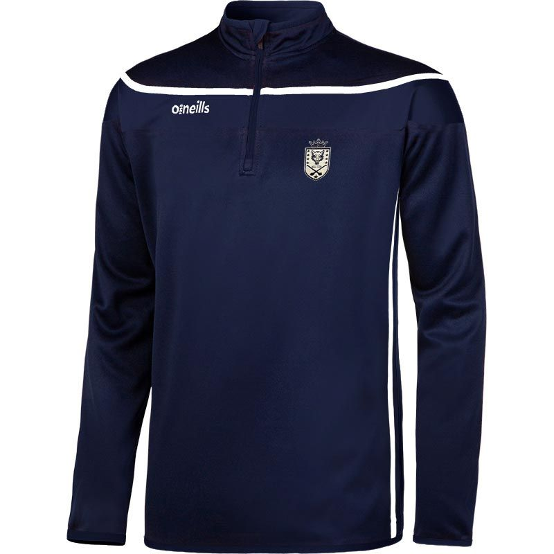Barley House Wolves Auckland Squad Half Zip