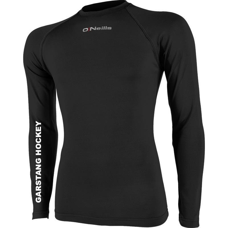 Garstang Hockey Club Pure Baselayer Long Sleeve Top (Black)