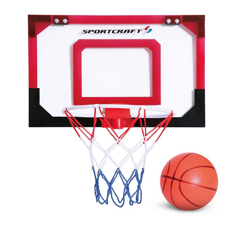 Sportcraft Mini Basketball Hoop Set