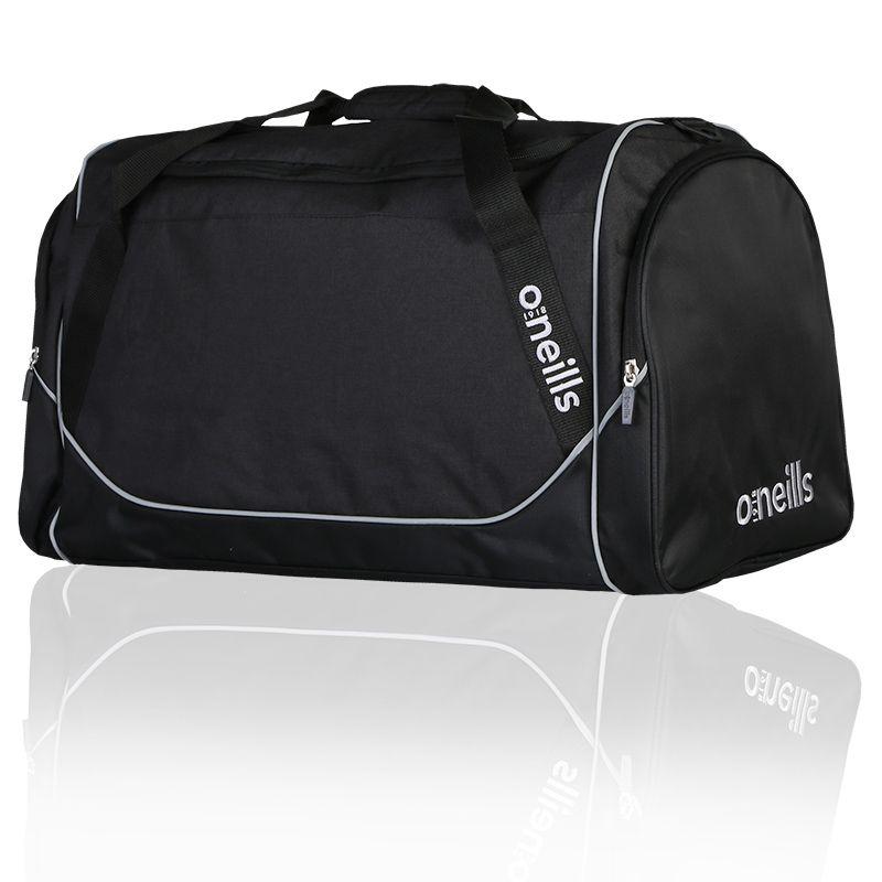 Bedford Grip Bag Black / Silver