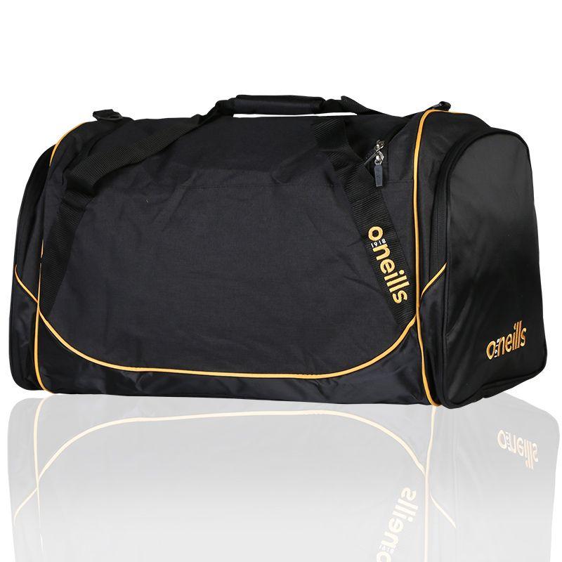 Bedford Grip Bag Black / Amber