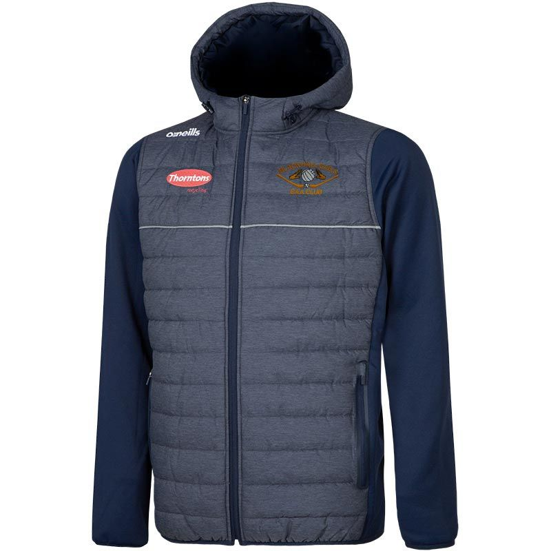 Blackhall Gaels Harrison Lightweight Padded Jacket