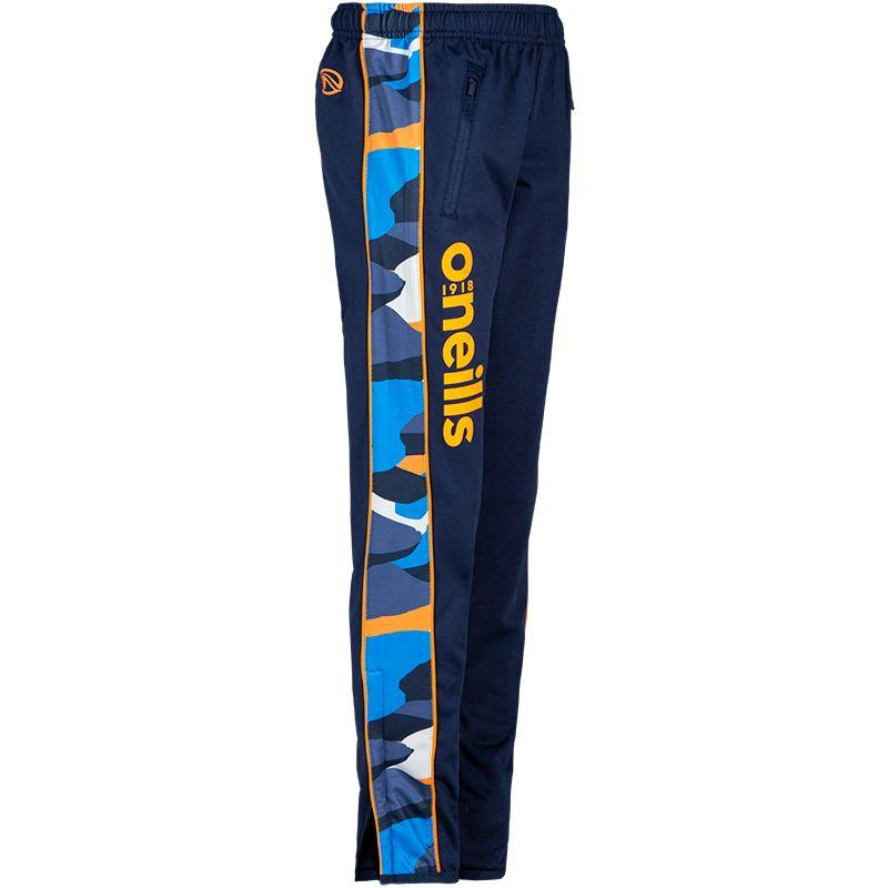 Kids' Bobby Brushed Skinny Pants Marine / Multi
