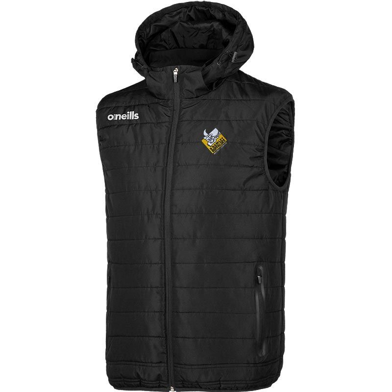 Bramley Buffaloes Men's Solar Hooded Gilet