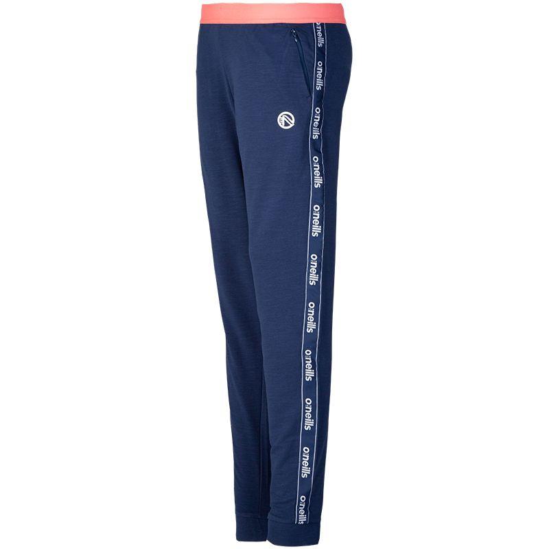 Women's Brodie Skinny Pants Marine / Pink / Orange