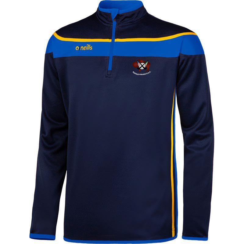 Buffalo Fenians Auckland Squad Half Zip