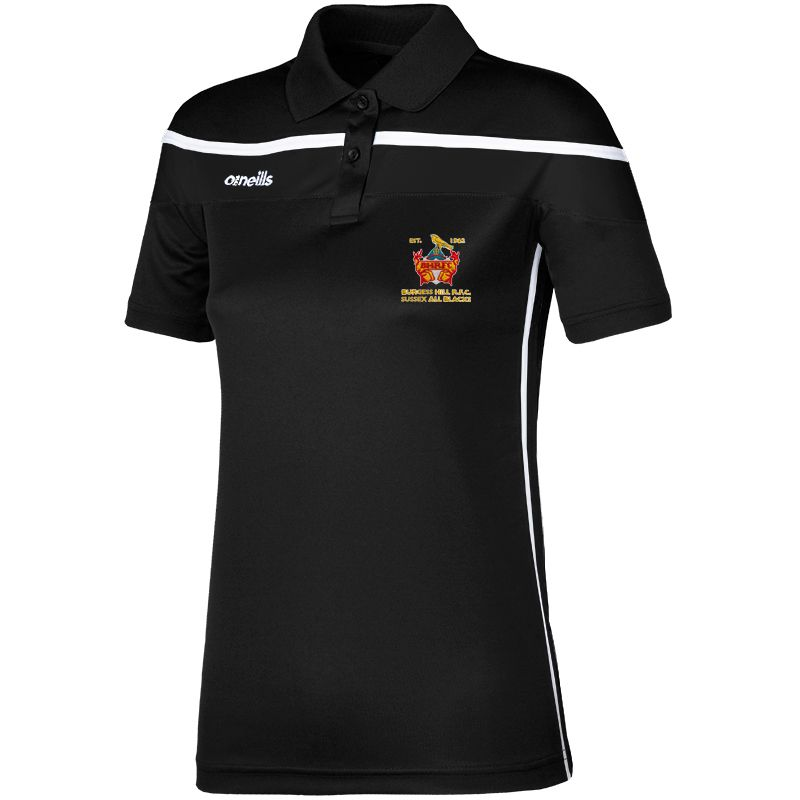 Burgess Hill RFC Women's Auckland Polo Shirt