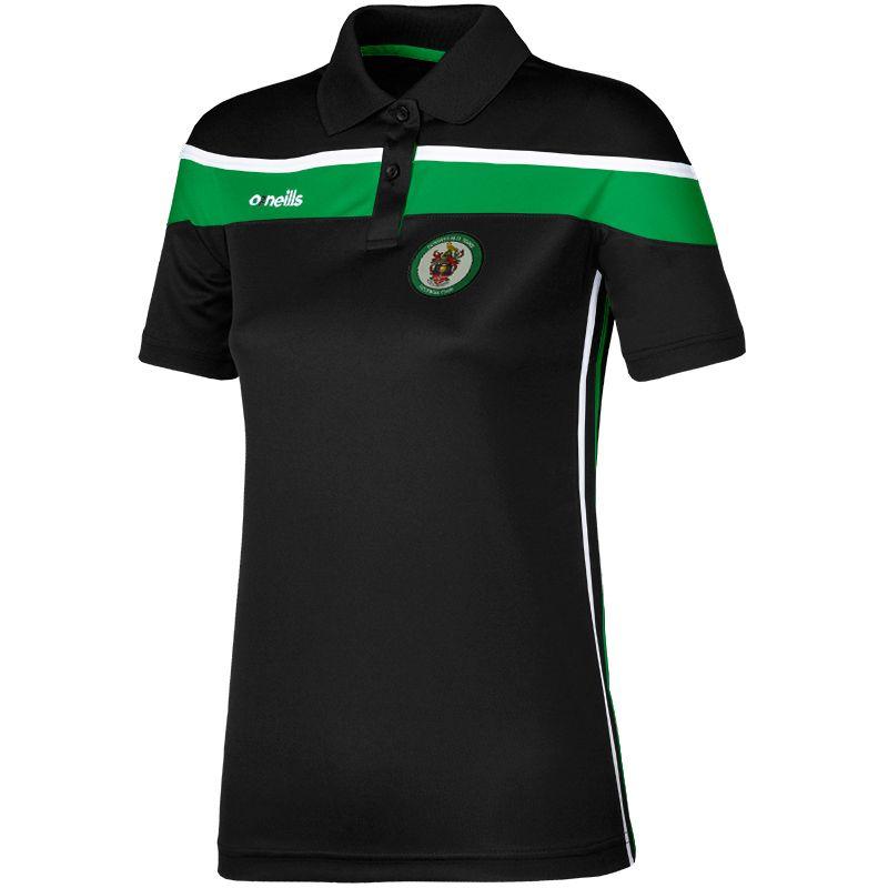 Burgess Hill Town FC Women's Auckland Polo Shirt