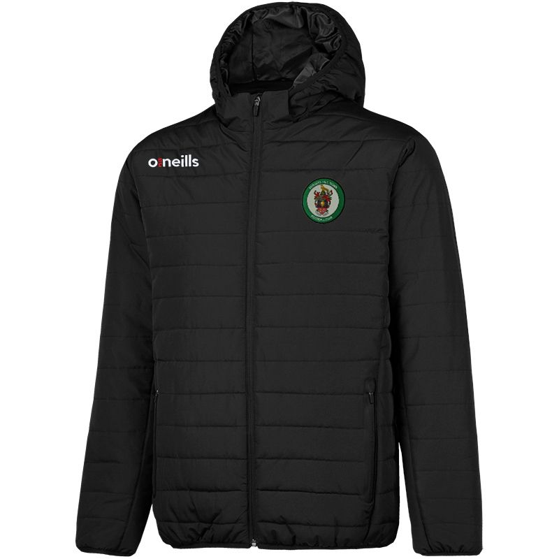Burgess Hill Town FC Solar Hooded Padded Jacket