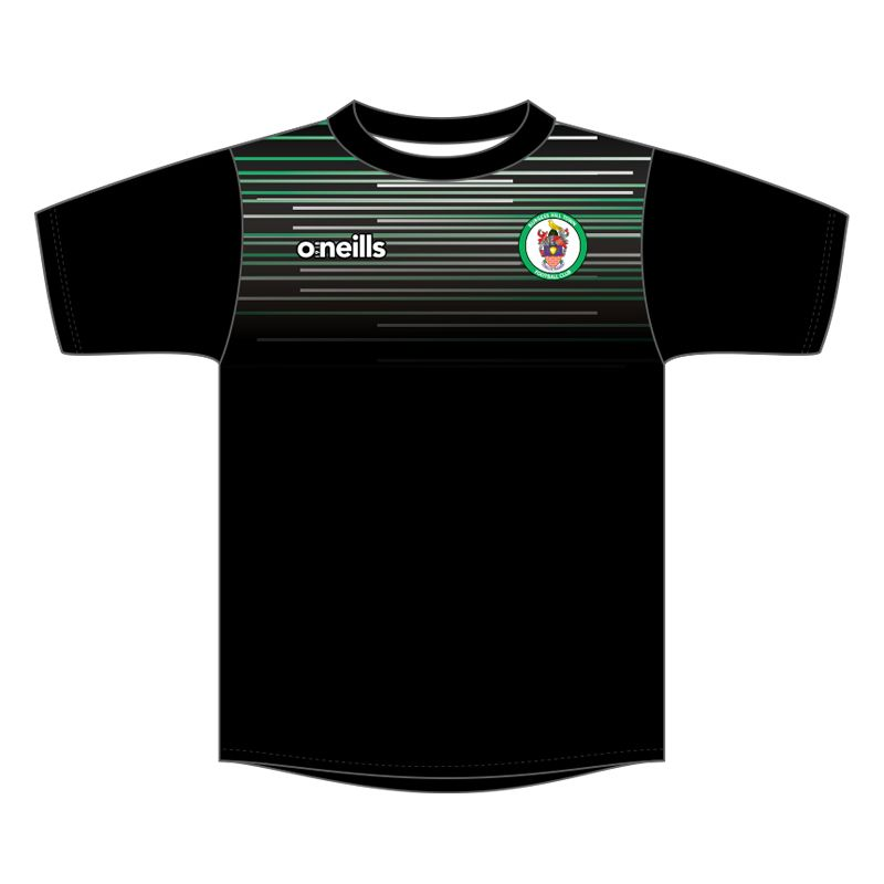 Burgess Hill Town FC Kids' Printed T-Shirt