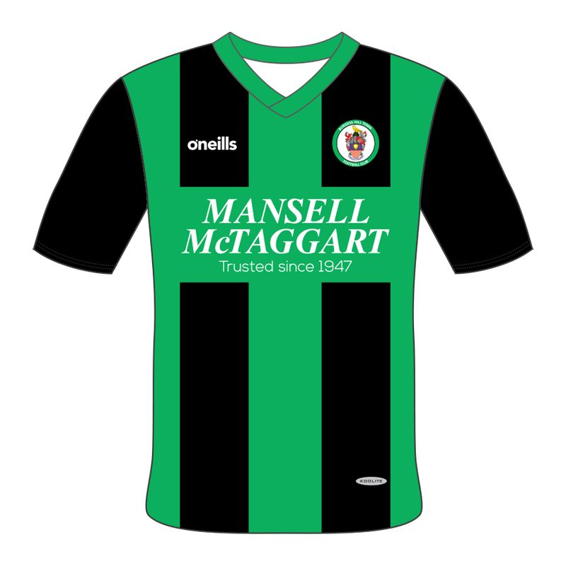 Burgess Hill Town FC Toddler 20/21 Home Jersey