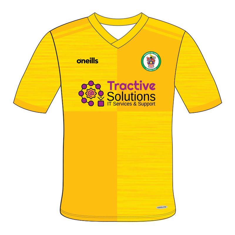 Burgess Hill Town FC Toddler 20/21 Away Jersey